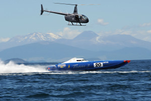 Taupo thunder on the lake preview nz offshore for 300 lake terrace taupo