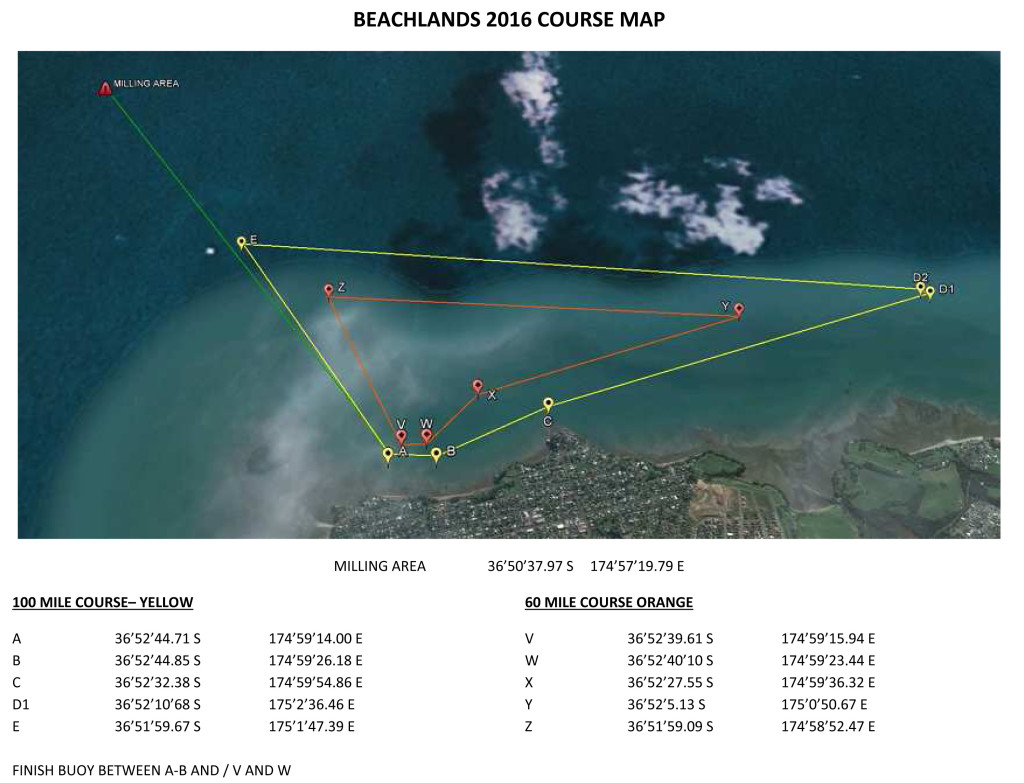 Microsoft Word - Beachlands Course Map 2016.doc