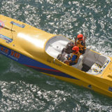Onboard Gull Force 10 – Auckland
