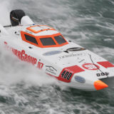 Superboat 400 Offshore Race Boat