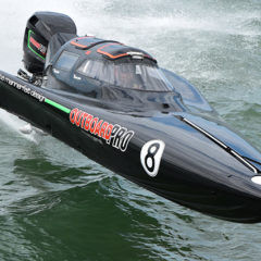 Batboat – Offshore Race Boat