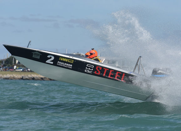 Red Steel 100 – Napier Race Pack