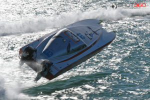 NZ Offshore Powerboat Series, R7 Whitianga, New Zealand on the 13th May 2017. © Photo: Jeremy Ward / www.shot360.co.nz