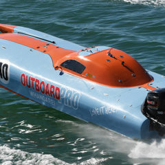Victory Superboat 600 Offshore Race Boat