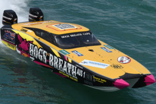 BCRacing win in Hervey Bay